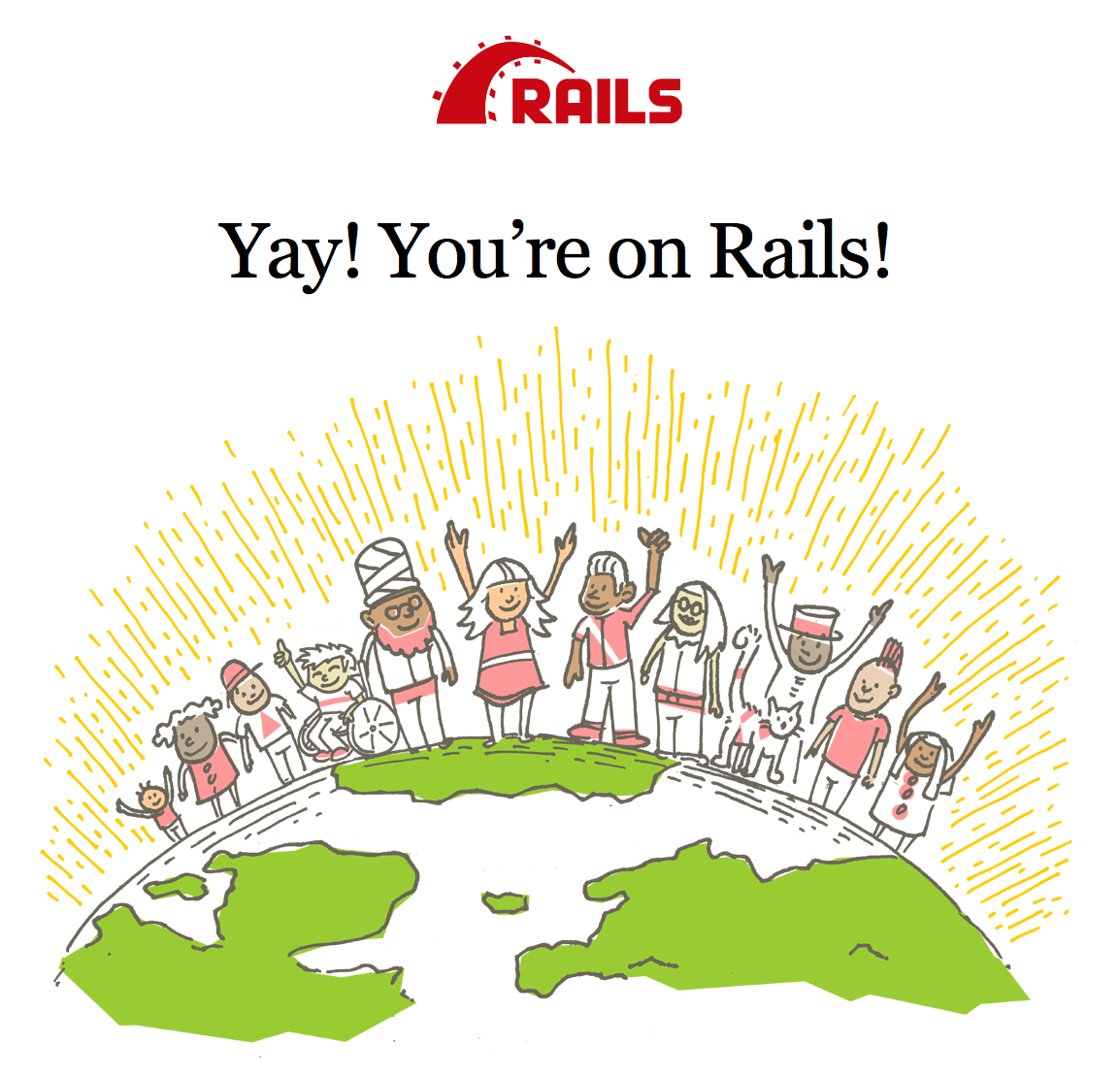 Getting Started with Rails: Extended Edition